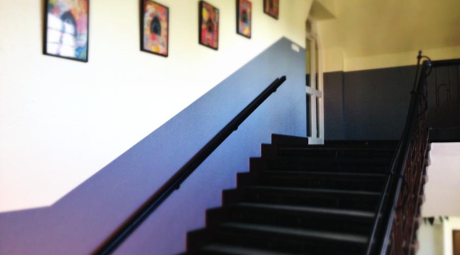 treppenhaus martinusschule kaarst. Black Bedroom Furniture Sets. Home Design Ideas